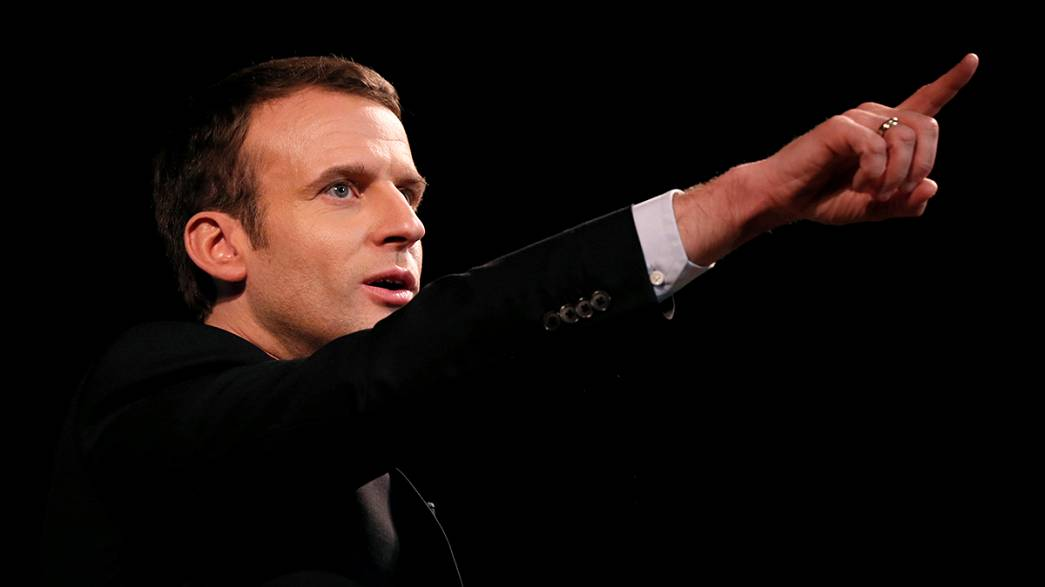 Le programme touche-à-tout d'Emmanuel Macron