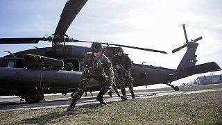 El ministro de Exteriores alemán, preocupado por el riesgo de una carrera armamentística de Rusia y EE. UU.