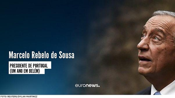 Um ano de Presidente Marcelo em Portugal: Cronologia (Lusa)