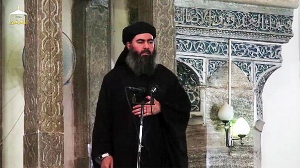 EUA lançam caça ao líder do EI que terá desertado a batalha de Mossul