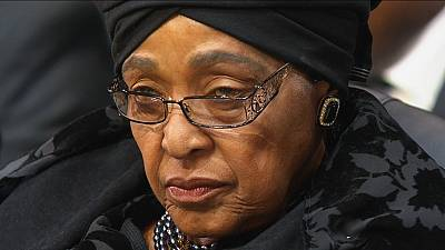 South Africa: Winnie Mandela in hospital