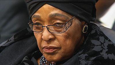 South Africa: Winnie Mandela in hospital