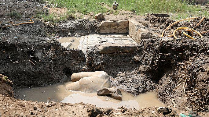 Sensationeller Fund: Archäologen graben Ramses II. aus