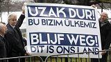 Streit mit der Türkei um Wahlkampfauftritte erfasst nun auch die Niederlande