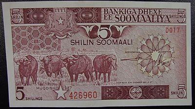 Bientôt de nouveaux billets de banque dans les portefeuilles des somaliens