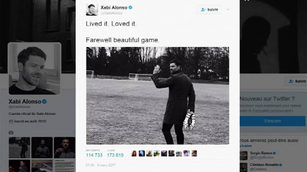 Xabi Alonso to call time on an illustrious carer
