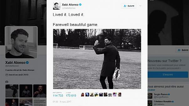 Xabi Alonso anuncia su retirada a final de temporada