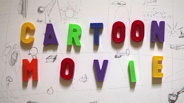 Φεστιβάλ ταινιών κινουμένων σχεδίων στην Μπορντό