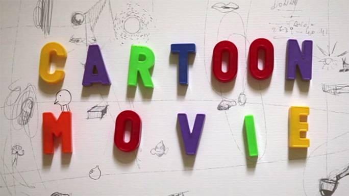 Cartoon big business in Bordeaux