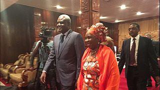 Commission de l'UA : Moussa Faki est arrivé à Addis-Abeba pour prendre ses fonctions de président