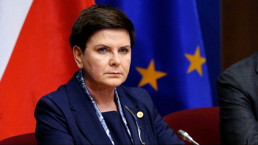 La Pologne isolée au sommet européen
