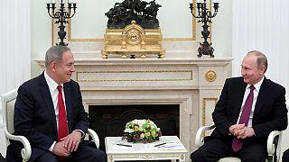 Putyin Netanjahuval tárgyalt a terrorizmusról
