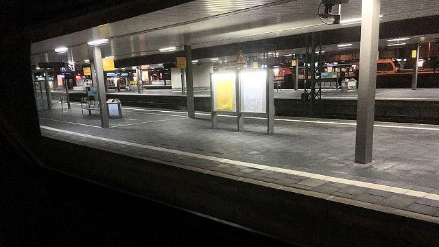 Германия: мужчина с топором ранил семерых на вокзале Дюссельдорфа