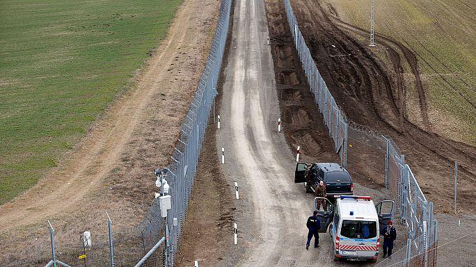 Hungría detiene a los refugiados incluso menores de edad