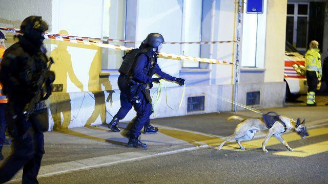 Швейцария: двое погибли в перестрелке в кафе Базеля
