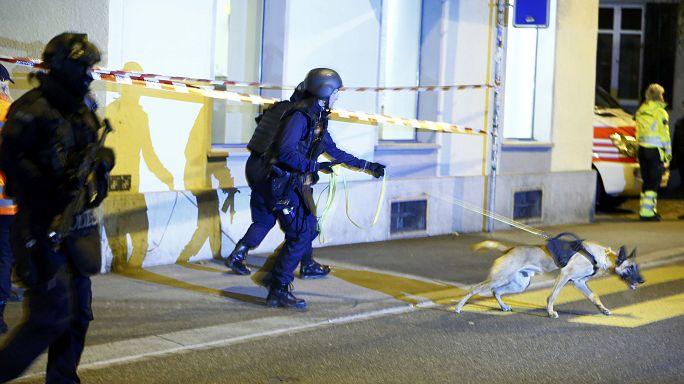 Suiça: Pelo menos dois mortos em tiroteio em café de Basileia