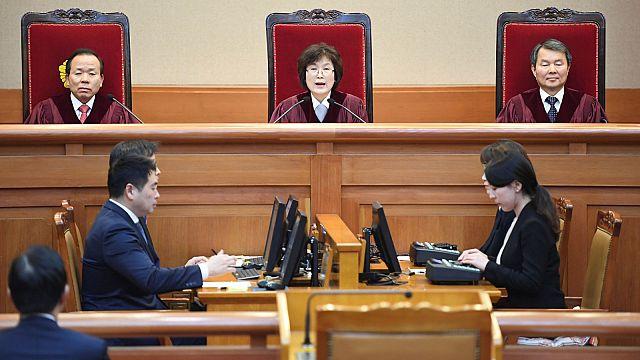Corée du Sud : la destitution de la présidente confirmée par la Cour constitutionnelle