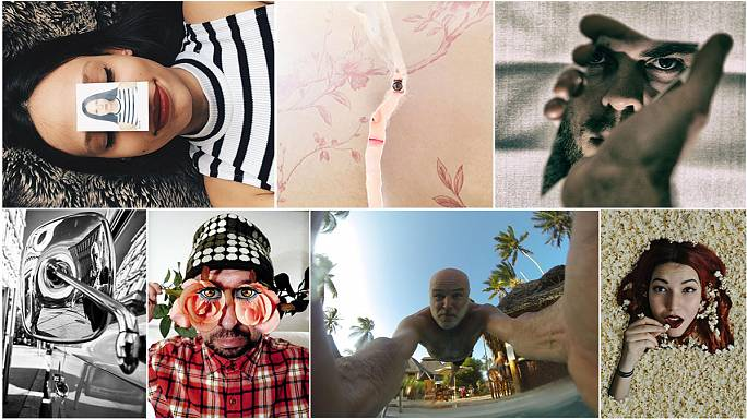 [In pictures] Creative selfies light up Saatchi Gallery contest