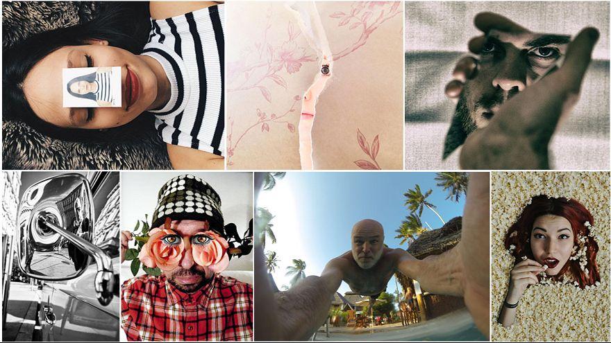 [In pictures] Creative selfies light up Saatchi Gallery contest