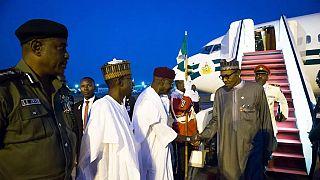 Nigeria: le président Buhari est de retour, mais ne dirigera pas