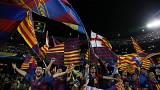 Celebration highlights after Barcelona's historic win
