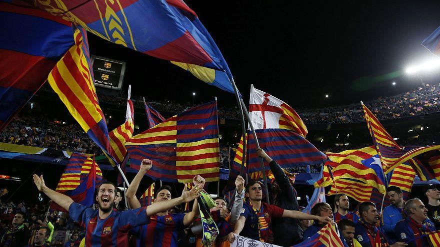 Безумная ночь в Барселоне