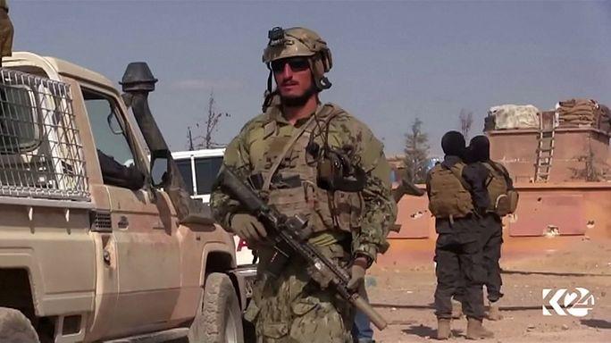 USA verstärken Truppen in Syrien und planen Anti-Terror-Konferenz