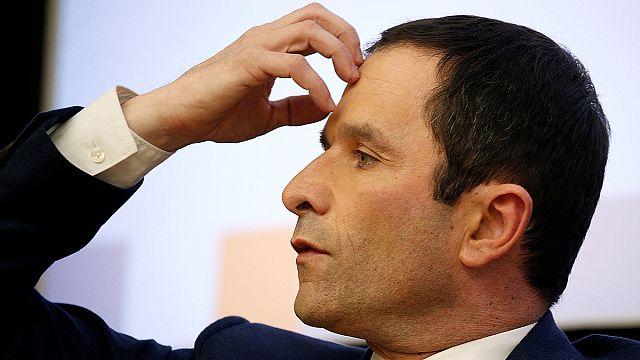Francia elnökválasztás: Hamon még Fillonnál is jobban küszködik