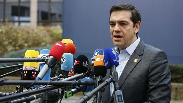 Αλέξης Τσίπρας: «Τον Απρίλιο συνολική λύση για το ελληνικό πρόγραμμα»