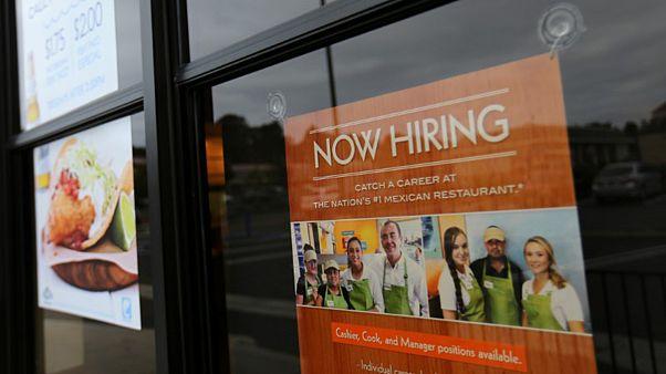 США: безработица снижается