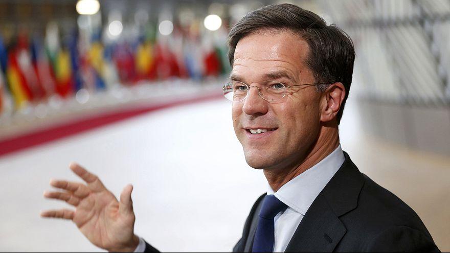 Le Néerlandais Mark Rutte, rempart ébranlé du populisme?