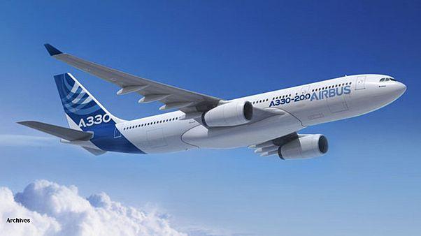 ایرباس نخستین هواپیمای A330 را به ایران تحویل داد