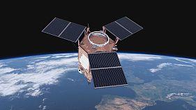 Mit Satellit und Laster der Luftverschmutzung auf der Spur