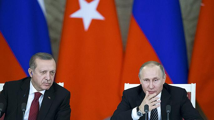 Vertice bilaterale Turchia-Russia, tra accordi commerciali e crisi in Siria
