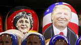 Merkel set to have her most awkward American experience – with Trump