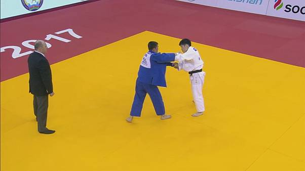 First time winners light up the Baku judo Grand Prix