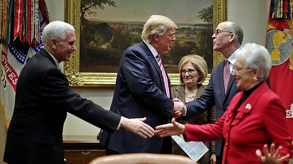 ترامب يؤكد بعث نظام التأمين الصحي الجديد عن قريب