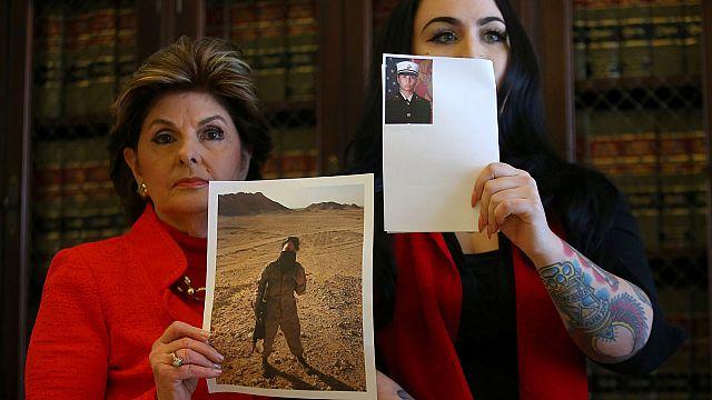 """Marines pedem """"confiança"""" às companheiras no escândalo do Facebook"""