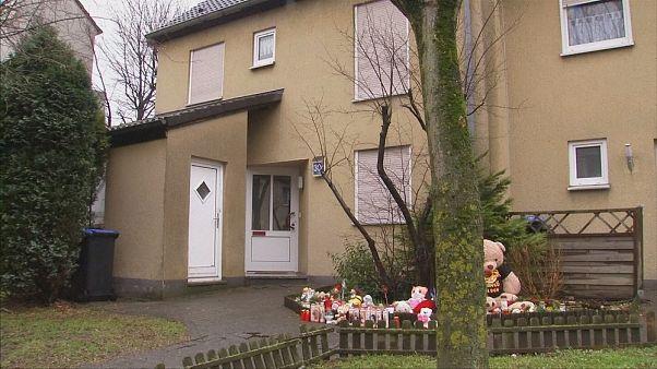 Suspect in German child murder cases confesses