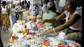 Ivorian authorities have burnt 50 tonnes of counterfeit medicine