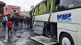 مرگ ۴۴ زائر شیعه در انفجارهای دمشق