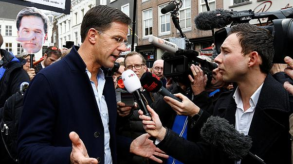 "Rutte calls Erdogan's branding of the Netherlands ""fascist"" as ""crazy"""