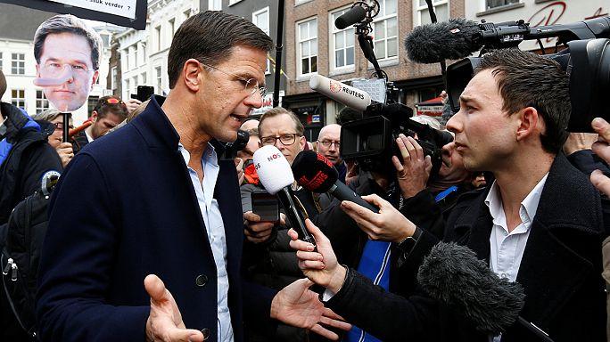 Streit um Auslandswahlkampf: Niederlande weisen Nazi-Vergleich Erdogans zurück