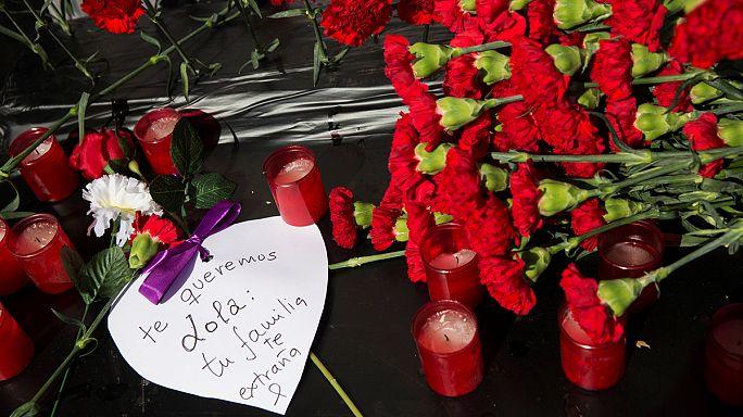 Мадрид чтит память жертв терактов 11 марта 2004 г.