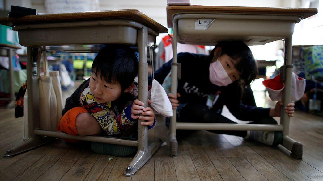 """Injustice au Japon : """"les enfants de Fukushima"""" sont encore rejetés"""