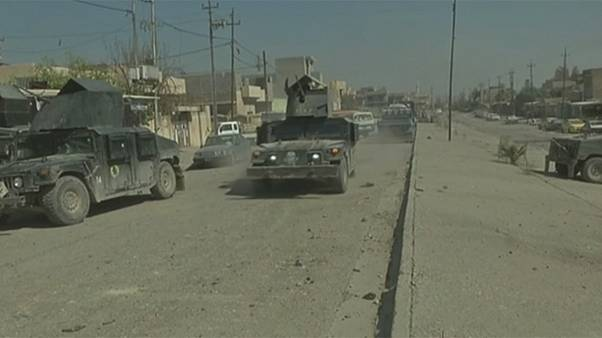 ISIL close to collapse in Mosul say senior Iraqi military sources