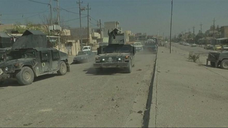 Iraque: Resistência do Daesh a enfraquecer em Mossul