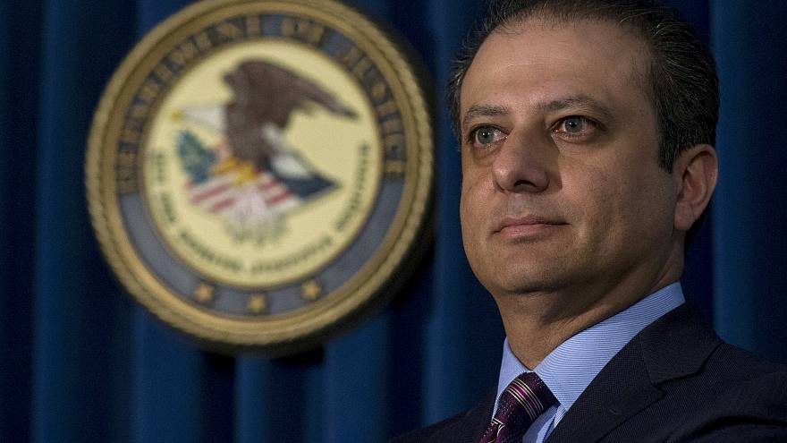 Casa Branca despede Procurador Federal de Manhattan
