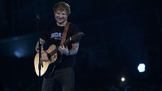 Ed Sheeran: il suo Divide è l'album più venduto più velocemente di sempre