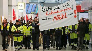 Neue Streiks an Berliner Flughäfen